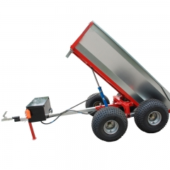 Tipping hydraulisk pumpe Trailer