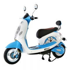 E elektrisk Scooter 500 Watt For jenter
