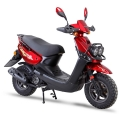 Engros Chiese Scooter 150cc scooter rød
